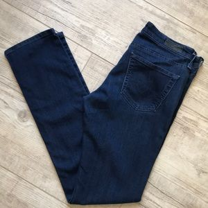 AG Stevie slim straight jeans sz 27